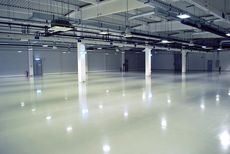 Illuminazione stazioni di rifornimento e interni