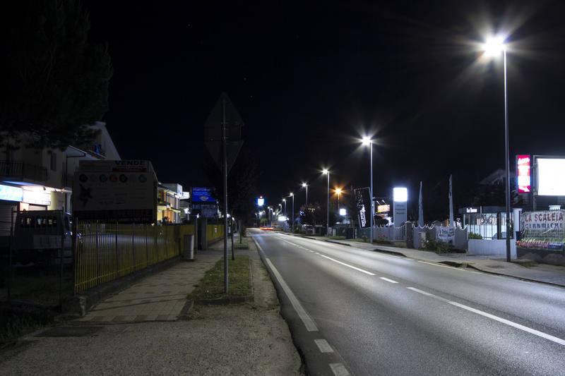 Marsicovetere Public Lighting